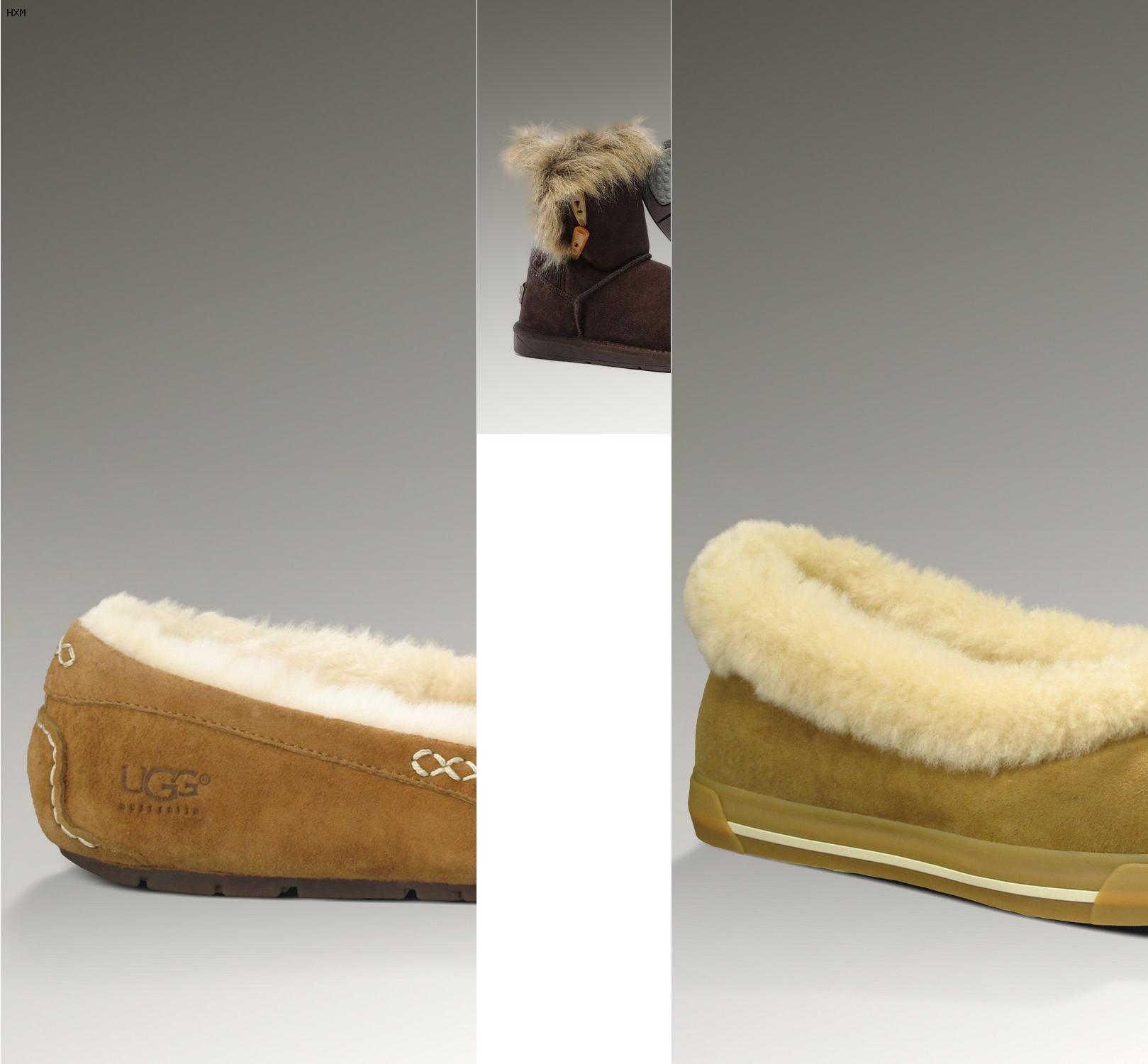 botas de imitacion ugg