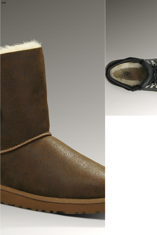 botas de pelo ugg baratas