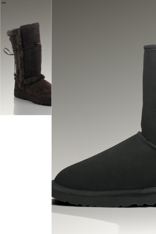botas ugg para hombres