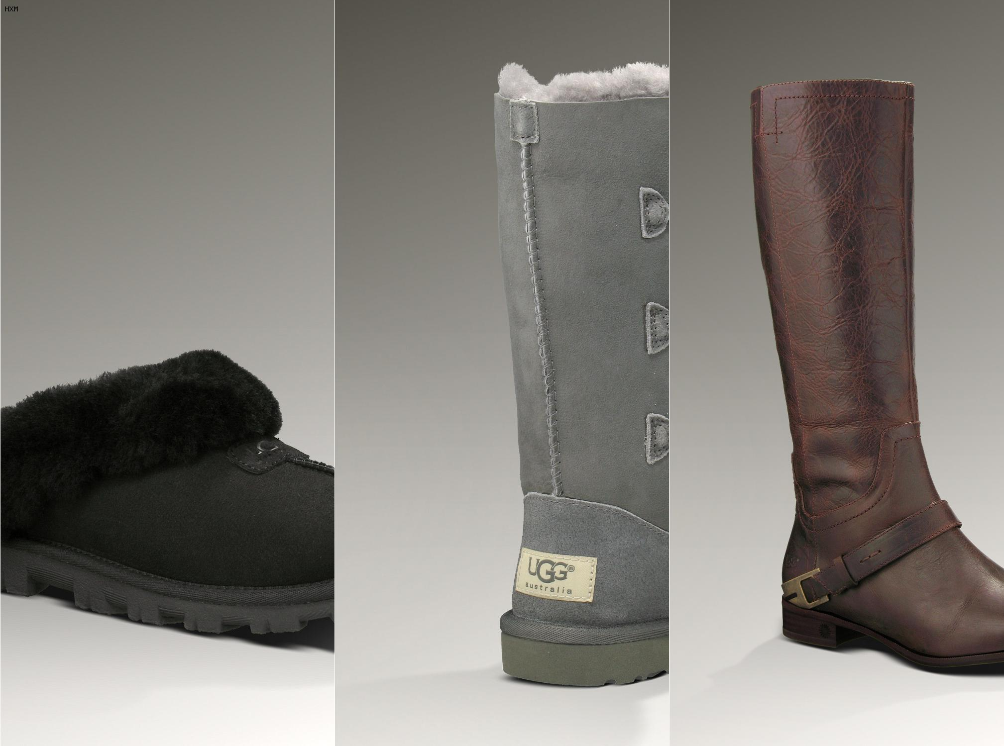 como distinguir ugg originales