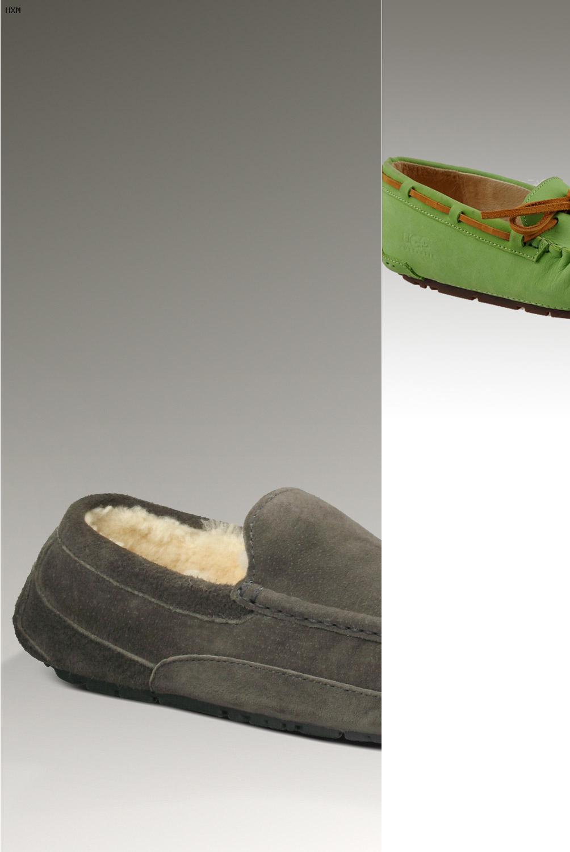 de que material estan hechas las botas ugg