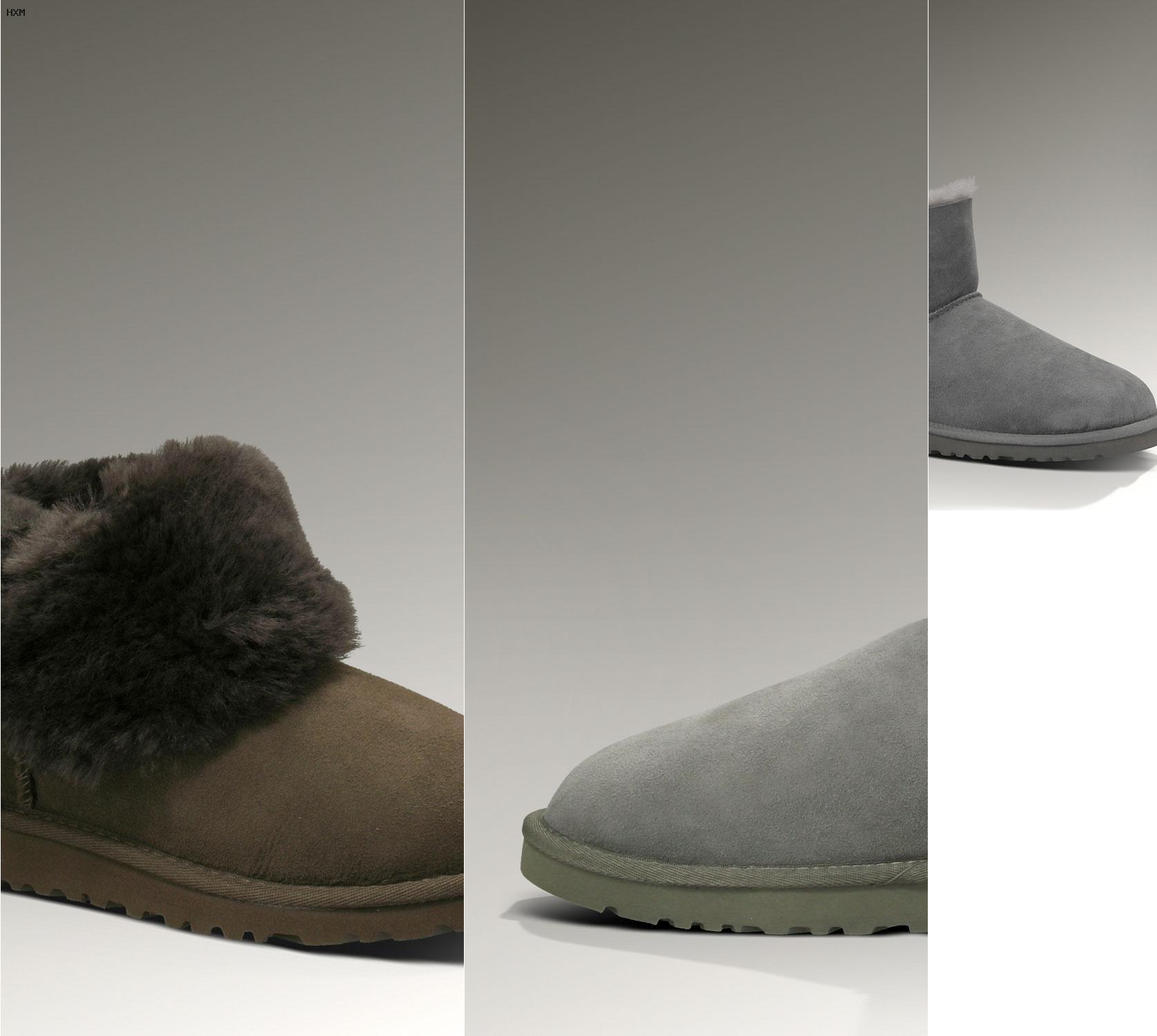 las botas ugg son para hombre