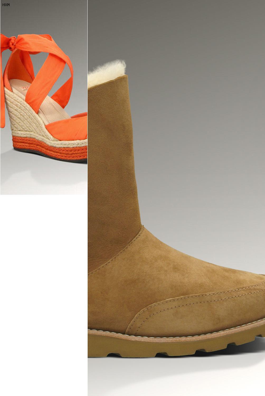 marcas de botas parecidas a las ugg