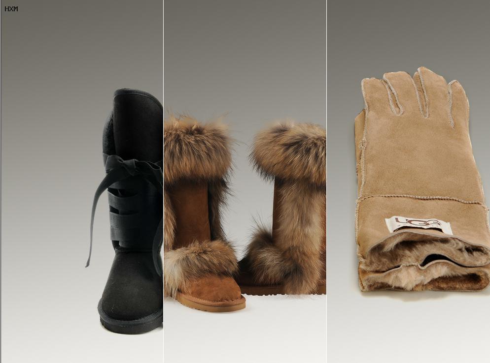 tiendas con botas ugg en madrid