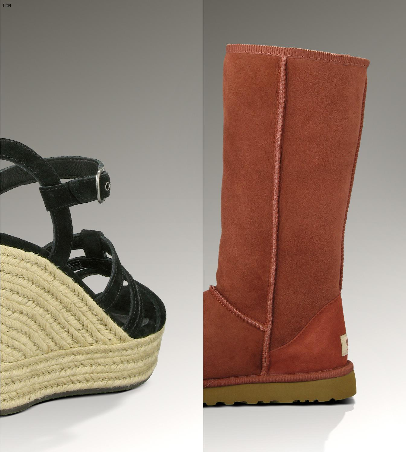 ugg australia boots made in china