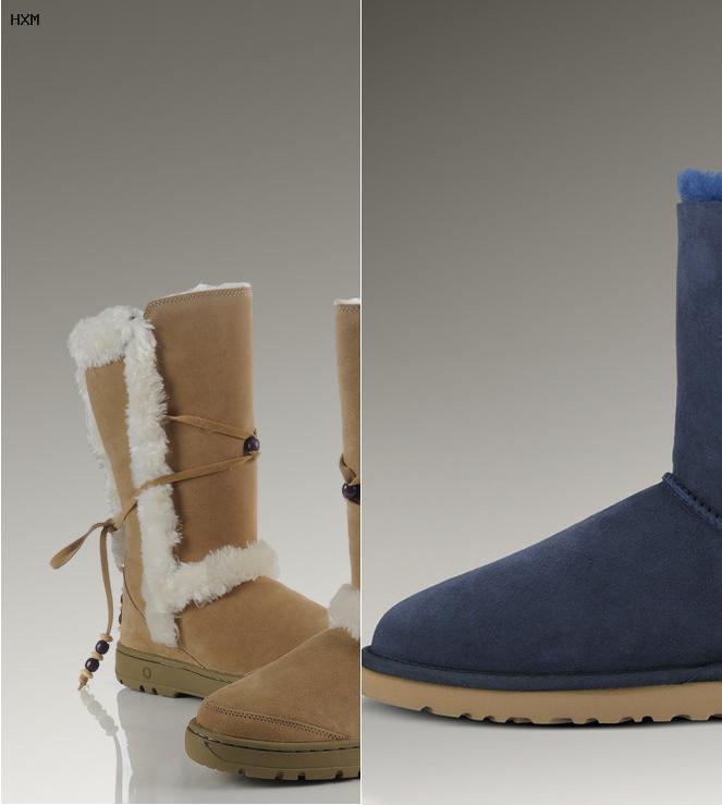 ugg boots tallas