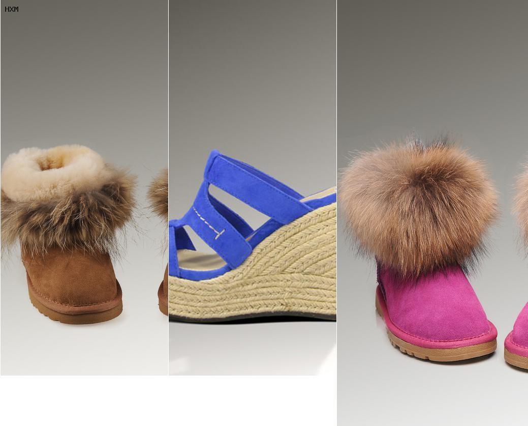 zapatos ugg de hombre