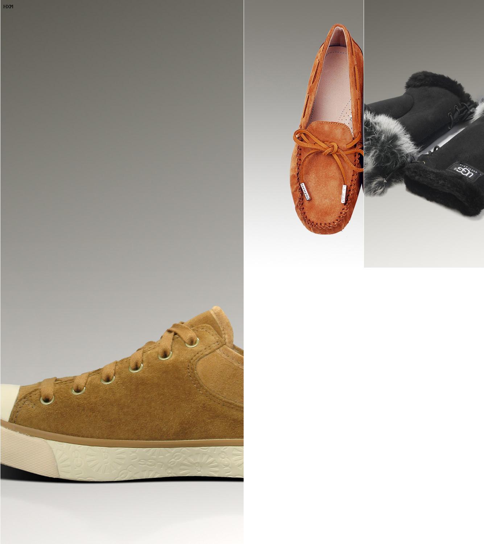 zapatos ugg en el corte ingles
