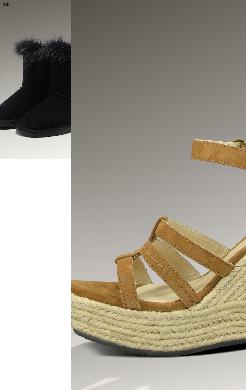 zapatos ugg verano
